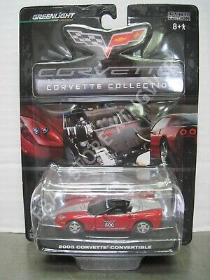 $9.95 • Buy Greenlight Collection 2005 Chevy Corvette Convertible Indy 500 Pace Car