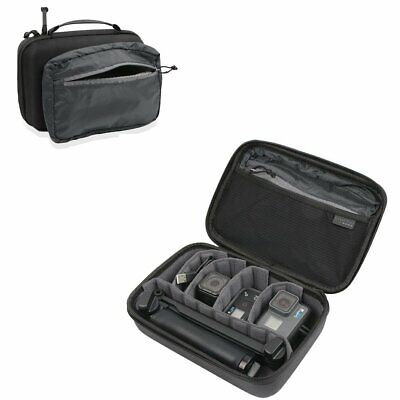 $ CDN24.56 • Buy Travel Carrying Case Storage Bag For GoPro Hero 8/7/6/5/4/3 Action Camera Sports
