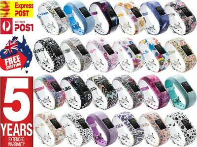 AU5.85 • Buy Replacement Band For GARMIN VIVOFIT JR 2 JUNIOR Fitness Wristband Tracker AUS