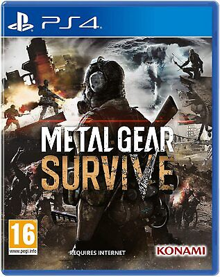 £1.99 • Buy Metal Gear Survive PS4 New Sealed