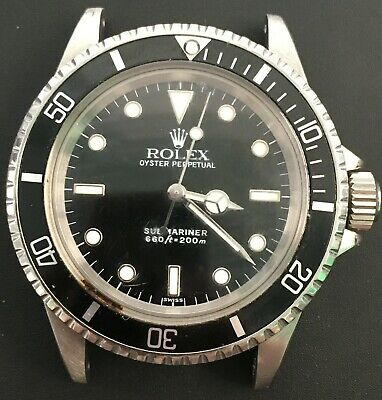 $ CDN10165.10 • Buy Vintage Rolex Submariner Automatic Men Watch Ref.5513