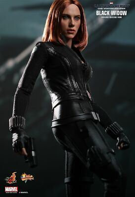 $299.95 • Buy HOT TOYS BLACK WIDOW MMS239 Captain America 2 WINTER SOLDIER 1/6 SEALED MAILER