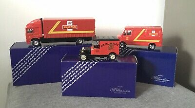 £19.95 • Buy Corgi Royal Mail Millennium Collection Boxed Vehicles T Ford Van Lorry