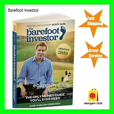 AU23.88 • Buy **Special Buy** The Barefoot Investor Book By Scott Pape Updated 2019