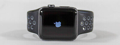 $ CDN476.25 • Buy Apple Watch Series 5 Nike+ 44 Mm Space Gray Aluminum With Black Band+ WARRANTY!