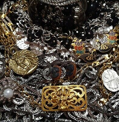 $ CDN47.51 • Buy Vintage Now Unsearched Untested Junk Drawer Jewelry Lot Estate Find All Wear 922