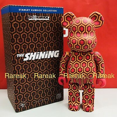 $392.99 • Buy Medicom Be@rbrick 2018 The Shining 400% Masterpiece Of Modern Horror Bearbrick