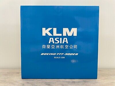AU130 • Buy JC Wings KLM ASIA Boeing 777-300er 1/200