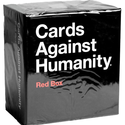 AU19.99 • Buy New Cards Against Humanity Bundles - Red  Expansion Boxes