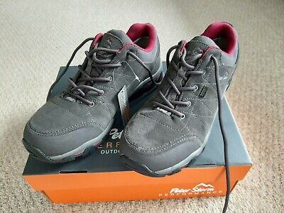 Peter Storm Storm Grip Walking Shoes Womens 7 New With Box • 36£