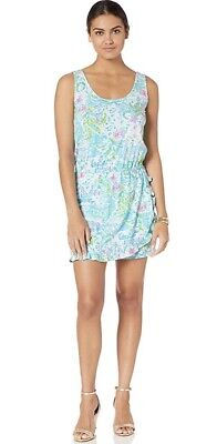 $69.99 • Buy Lilly Pulitzer Sz Medium Analee Romper W/ 'What A Lovely Place' Print FREE SHIP