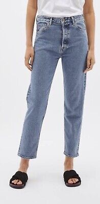 AU99 • Buy Bassike Classic Crop Jeans Size 24 In Excellent Condition