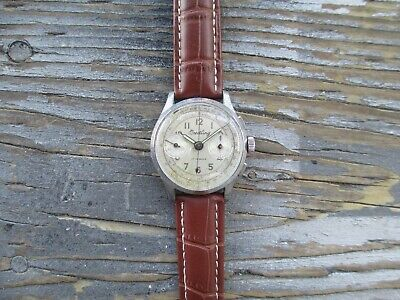 $ CDN541.34 • Buy 1940's Vintage Breitling  Chronograph Watch Cal. Landeron 48 17J Swiss Made