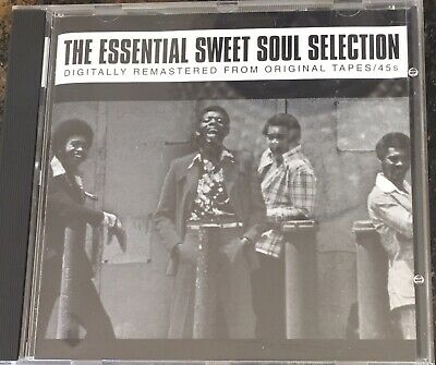 The Essential Sweet Soul Selection CD Goldmine Soul Supply • 8£