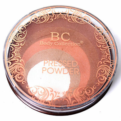 Body Collection Bronzing Powder Compact With Mirror ***(FREE P&P)*** • 3.95£