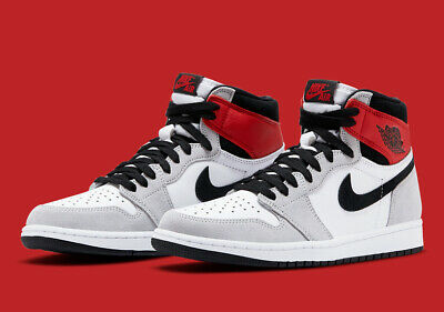 $250 • Buy Jordan 1 Retro High Light Smoke Grey MENS (PRE-ORDER) *READ DESCRIPTION*