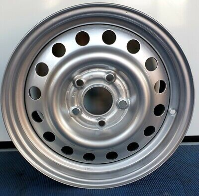AU250 • Buy Genuine Holden Commodore VT VX VU VY VZ 15x7  Silver Interceptor Rim