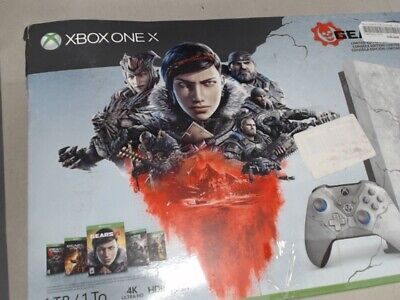 $152.52 • Buy Xbox One X 1TB Gears 5 Edition (For Parts Only - No Game Code)