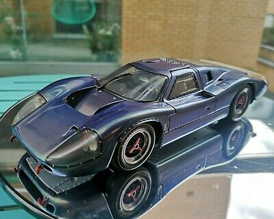 Exoto 1/18 Ford GT40 1967 MK IV In Standox Kyalami Flash Limited Edition 1/1967 • 245£