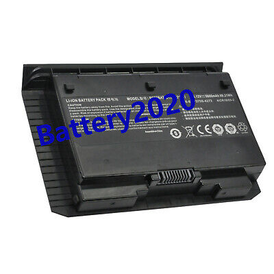 $72.68 • Buy P375BAT-8 Genuine Battery For Clevo Sager NP9377 6-87-P375S-427 6-87-P375S-4271