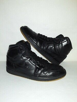 $174.99 • Buy Nike Air Jordan 1 Retro High OG Black Gum Bottom Size 11.5 GUC