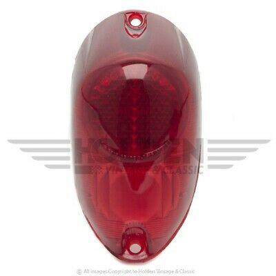 Lucas L549 Type Rear Lamp Lens Only - Red • 18.12£