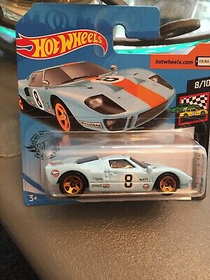 Hot Wheels Cars Ford GT-40 • 1.50£