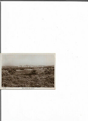 Berkshire - R/p Postcard- Ascot Heath And (racecourse) Stands 1920's • 1.25£