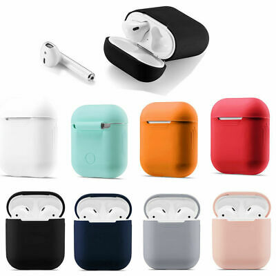 $ CDN1.62 • Buy AirPods Case Protective Silicone Skin Holder Bag For Accessories Air F9E4