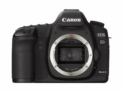 $ CDN789.39 • Buy [EXC+++++] Canon EOS 5D Mark II 21.1MP Digital SLR Camera Black Body (N154)