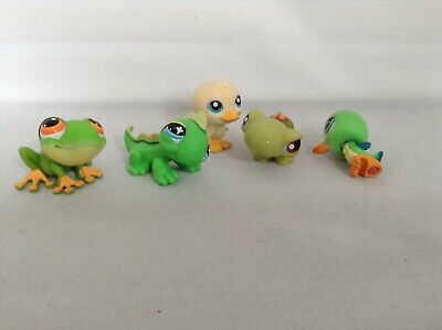 Littlest Pet Shop Small Mixed Bundle - 5 In Total - Lot C • 5.99£