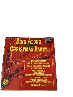 Sing Along Christmas Party Cd  • 0.99£