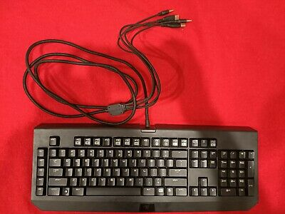 AU35 • Buy Mechanical Gaming Keyboard - Razer Blackwidow 2013 - Very Good Condition