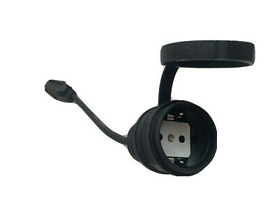 16A European Socket To UK 13A Adapter (Lay-Z Spa EU Adapter To UK) (BRAND NEW) • 11.99£