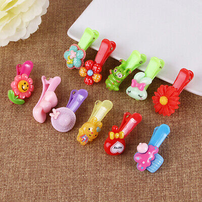 $ CDN1.26 • Buy Colorful Kids Hair Clips Hairpins Hair Accessories Nice J9X3 Girls For Baby G7H8