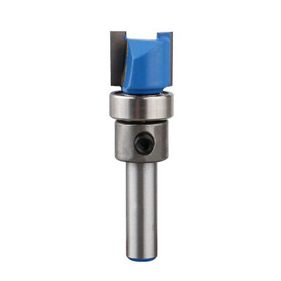UK 1/4  Shank Hinge Mortise Template Router Bit Woodworking Trim Milling Cutter • 5.54£