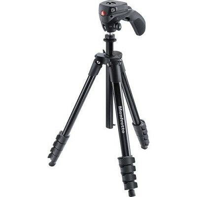 AU109.95 • Buy New Manfrotto MK Compact Action + Joystick Head
