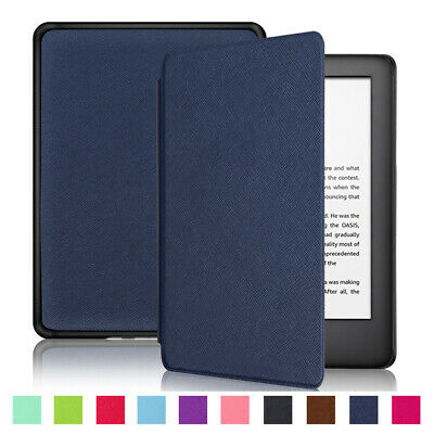 For Amazon Kindle Paperwhite 10th Gen 6  E-Reader Leather Smart Case Cover 2019 • 5.57£