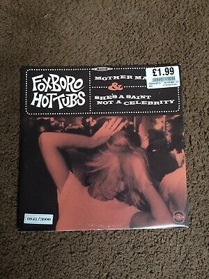 Foxboro Hot Tubs-Mother Mary.7   Green Day • 3.75£