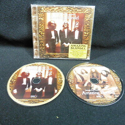 £7 • Buy Amazing Blondel Songs For Faithful Admirers 2CD Set Stickered Case Top Condition