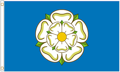 Yorkshire Polyester Flag - Choice Of Sizes • 5£