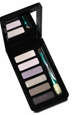 MAC Enchanted Eve Eye Shadow Palette 6 Shadows + Brush 'Mauve' Set • 39.36£