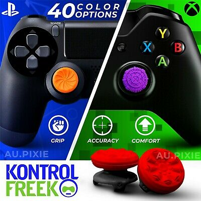 AU21.80 • Buy Ps4 Xbox One KontrolFreek Kontrol Freek FPS Controller Joystick Thumb Grips 🎮