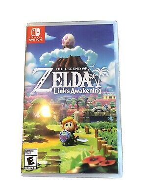 $22.70 • Buy The Legend Of Zelda: Link's Awakening (Nintendo Switch, 2019)