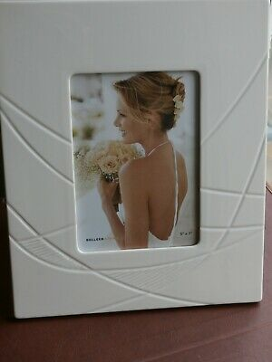 Belleek Living ECLIPSE 5 X 7 Photo Frame - NEW - BOXED • 23.99£