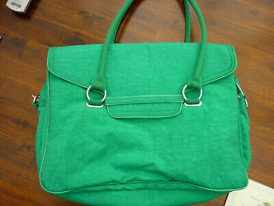 Kipling - Super City Laptop Bag - Jade Green - K12289  NEW • 45£