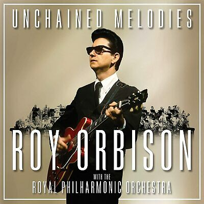 $14.82 • Buy ROY ORBISON WITH THE PHILHARMONIC ORCHESTRA Unchained Melodies CD NEW/SEALED