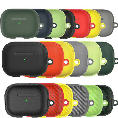 $ CDN6.67 • Buy Earphone Protective Case Shockproof Storage Cover Shell Housing For AirPods Pro