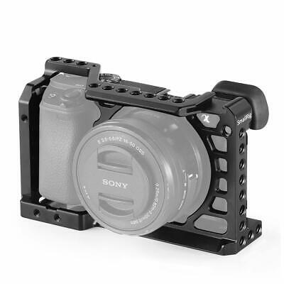 $ CDN39.41 • Buy SmallRig Mirrorless Camera Cage For Sony A6500 A6300 Form-Fitted Aluminum Cage