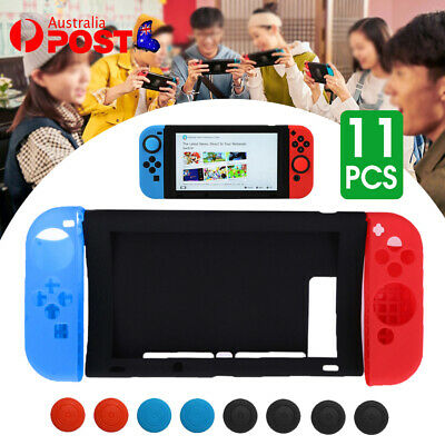AU7.97 • Buy Silicone Case Cover Protective Cap For Nintendo Switch Gamepad Joysticks Console